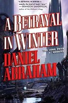 A Betrayal in Winter, US cover