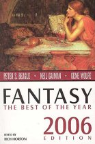 Horton year's best fantasy cover