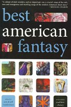 Best American Fantasy cover