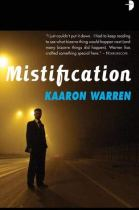 Mistification cover