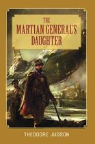 The Martian General's Daughter cover