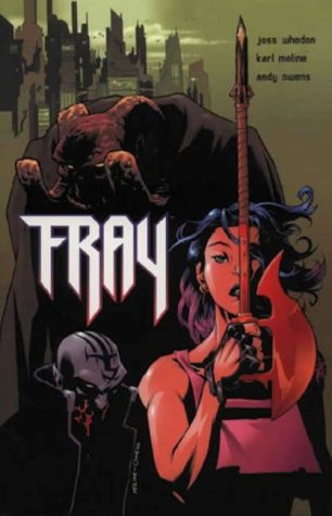Fray cover art