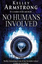 No Humans Involved, UK cover