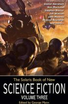 The Solaris Book of New SF 3 cover