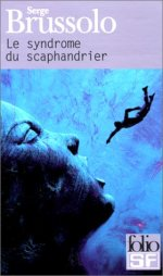 Le syndrome du scaphandrier, couverture Folio SF