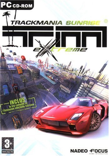Trackmania Sunrise Extreme (2011) RELOADED