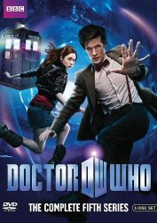 Doctor Who S5 complete US cover