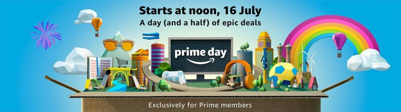 Prime Day starts July 16