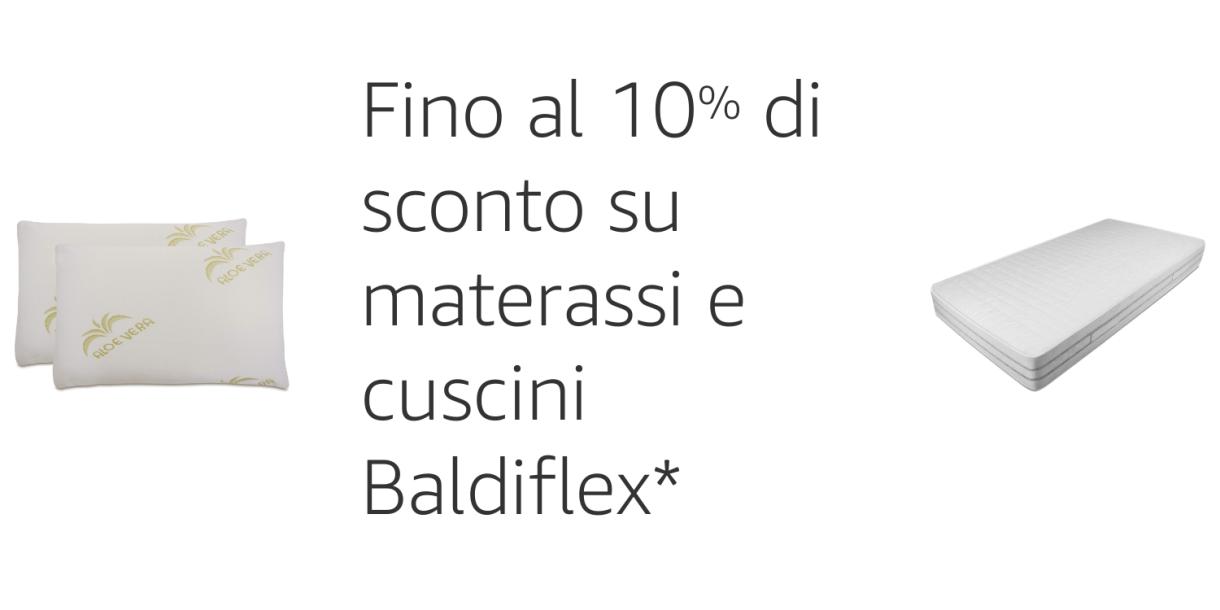 Fino al 10% di sconto su Baldiflex