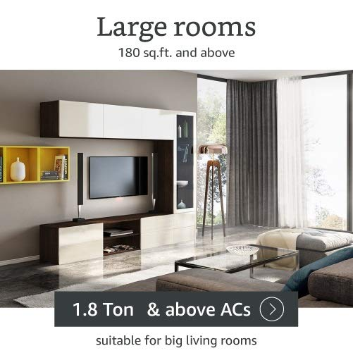 ACs for large room