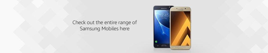 Samsung Entire Range