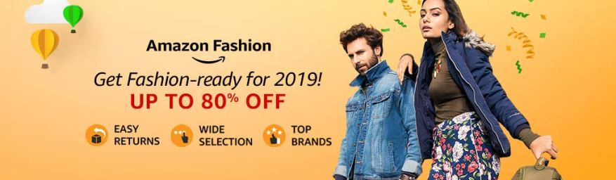 Amazon Republic Day Sale Fashion Products