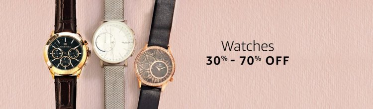 watches 70% Off