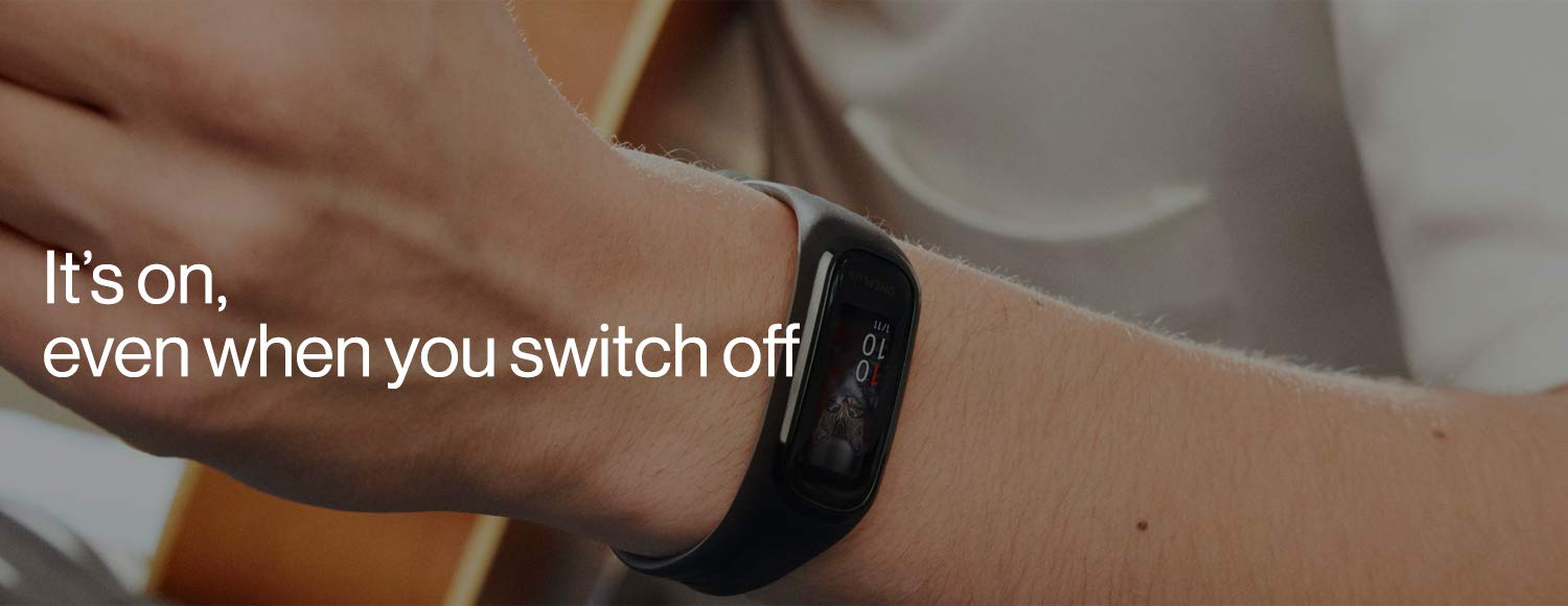 When you switch off