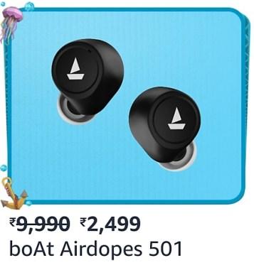 boAt Airdopes 501