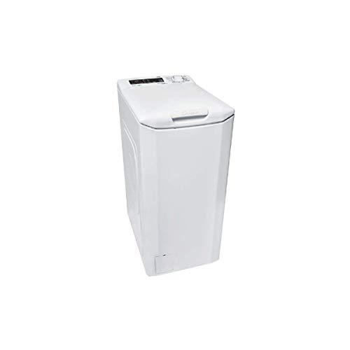 Candy CVST G382DM lavatrice Libera installazione Caricamento dall'alto Bianco 8 kg 1200 Giri/min...