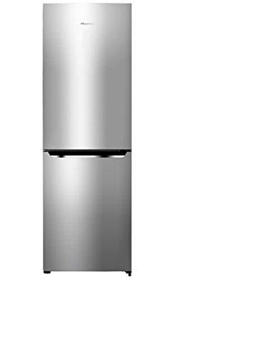 Hisense RB371N4EC2 Libera installazione 285L A++ Acciaio inossidabile frigorifero con congelatore