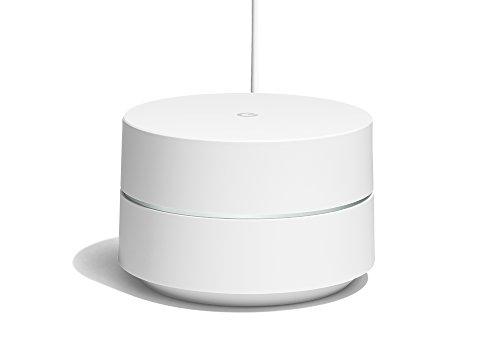 Google Wifi - Router inalámbrico (1 Pack, Español/Italiano/Portugués), color blanco