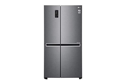 LG GSB470BASZ frigorifero side-by-side Libera installazione Grafite 613 L A++