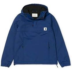 Carhartt Nimbus Pullover Woman Metro Blue S Azul