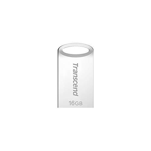 Transcend TS16GJF710S JetFlash 16GB USB-Stick USB 3.1 Gen1/3.0 silber