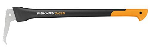 Fiskars 276127 Sapie Universal, Negro/Naranja, XA22 (Longitud: 78,5 cm)