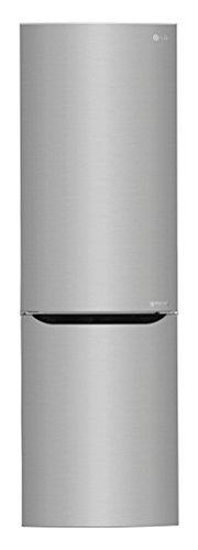 LG GBB59PZGFS Libera installazione 318L A+++ Platino, Argento frigorifero con congelatore