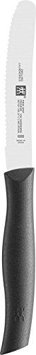 Zwilling Twin Grip Universalmesser 120 mm (Friodur Klinge, Griff: Kunstoff) schwarz