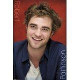 Robert Pattinson Red maxi poster
