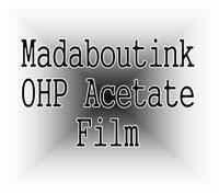 Fogli di pellicola in acetato trasparente per lavagna luminosa, formato A4, compatibili con...