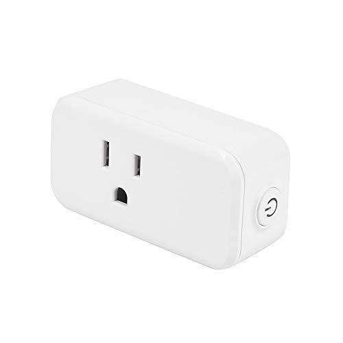 LeeMon-Presa Intelligente WiFi Italiana 15A Smart Plug Spina Energy Monitor, Funzione Timer, App...