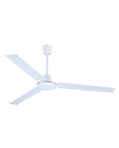 Ventilatore Vinco a 3 pale da soffitto a 5 velocità con selettore da parete per climatizzazione...