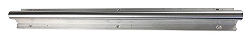 TEN-HIGH Linear Rail CNC parts SBR50 50mm, 2200mm 86. 61inch Fully Supported Linear Rail