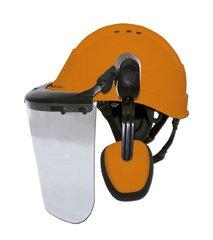 Ega Master 35681 - Visor policarbonato para casco con/sin ventilación