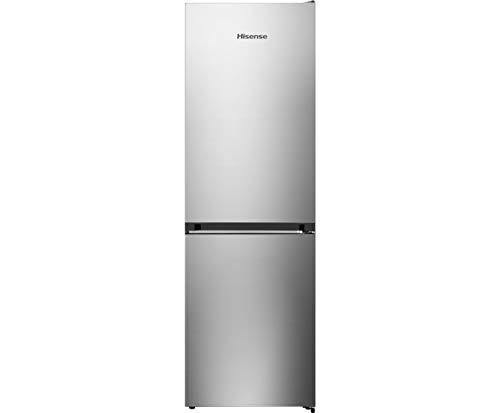 Hisense RB406N4AD2 frigorifero con congelatore Libera installazione Argento 312 L A++