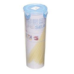 Kitchencraft Pure Seal Frischhaltedose aus Plastik, rund, 1,3l