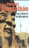 Los pájaros de Bangkok (Booket Logista)