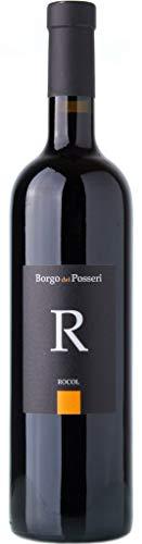 Borgo Dei Posseri Rocol Merlot 2015 750ml 13.50%