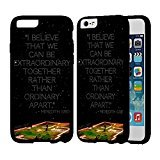 Gory Merder House Of Candles Grey S Anatomy Case For Apple iPhone 6 Plus or iPhone 6S Plus Cover Back Hard Plastic Case - White QU