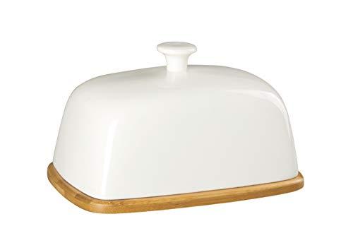 DECO PRIDE BWC-366-BP (1) Ceramic Butter Dish