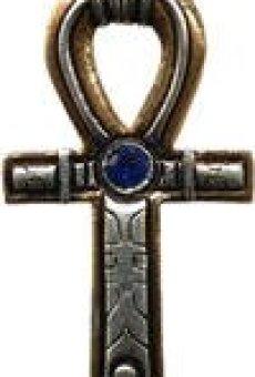 Ankhparaprosperidadsaludylargavida–amuleto collar–joyasdeAtum-Ra–antiguoEgipto Collection–juegopendientesdisponibles
