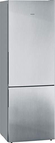 Siemens iQ300 KG49EVI4A Libera installazione 412L A+++ Acciaio inossidabile frigorifero con...
