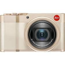 Leica 19126 C-Lux Digital Camera (Light Gold)