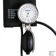 Riester 1362 precisa N, aluminio, bracciale velcro 1 tubo