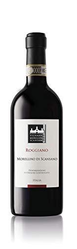 Roggiano Morellino di Scansano Docg 75 Cl - Vino Rosso Fermo
