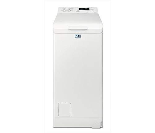 Electrolux EWT1276ELW Libera installazione Caricamento dall'alto 7kg 1200Giri/min A+++ Bianco...