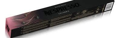 Nespresso Original Master Origin coffee pods and capsules (a balanced flavour, blackcurrant sweetness, cranberry notes, fruit notes, wine notes coffee with aromas of dried fruit and citrus fruit, fresh fruit and petals)