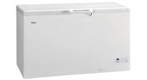 Haier HCE519R Congelatore 519 L (32 kg / 24h, SN-T, A +), Bianco