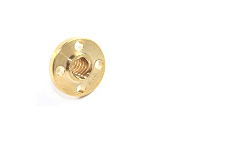 THSL-300-8D Lead Screw and Brass Nut CNC 3D Printing RepRap Slide
