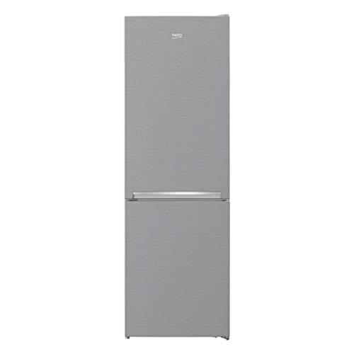 Beko RCNA366I30XB frigorifero con congelatore Libera installazione Argento 324 L A++